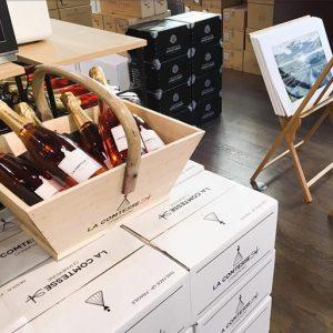 2016 – Dégustation à Bordeaux