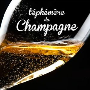 Pop up store of Champagne, Bordeaux